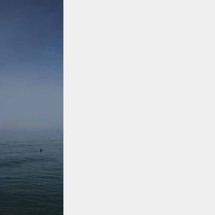 Lonely Surfer (V-10)