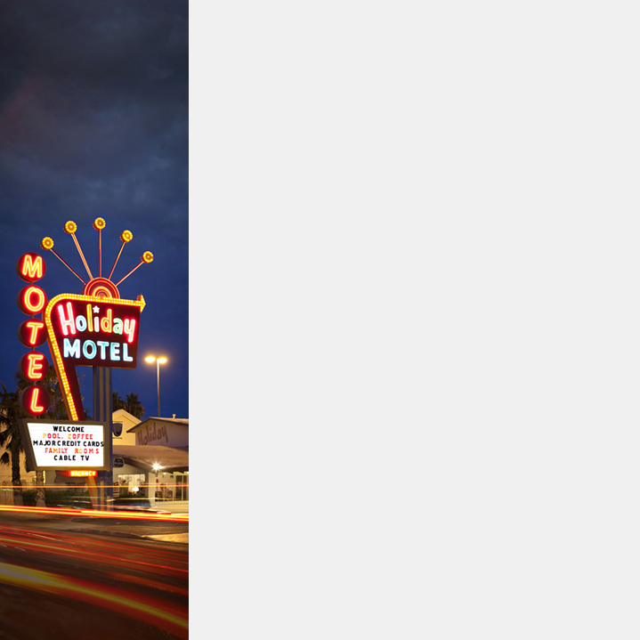Las Vegas Motel (V-28)