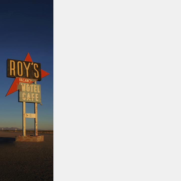 Roy's Motel (2) (V-34)