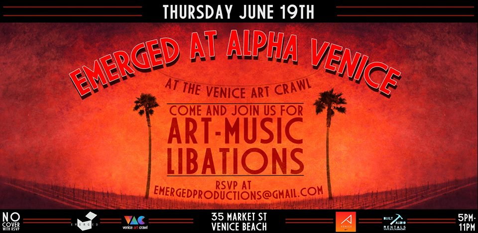 Emerged at Alpha Venice