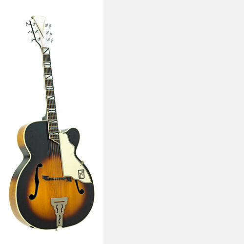 Kay Archtop (1960s) (G-08)