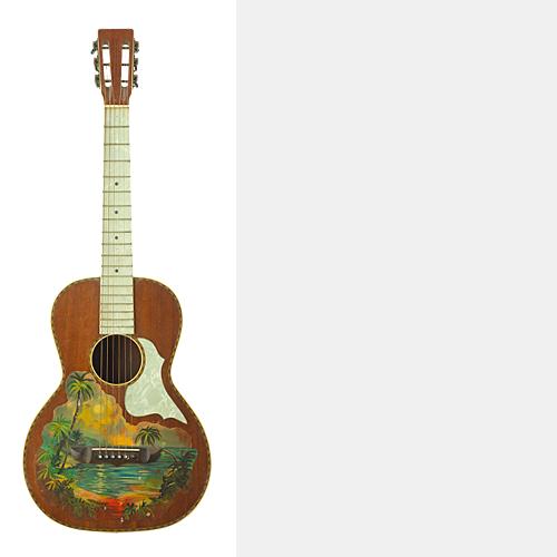 Palm Guitar (G-113)