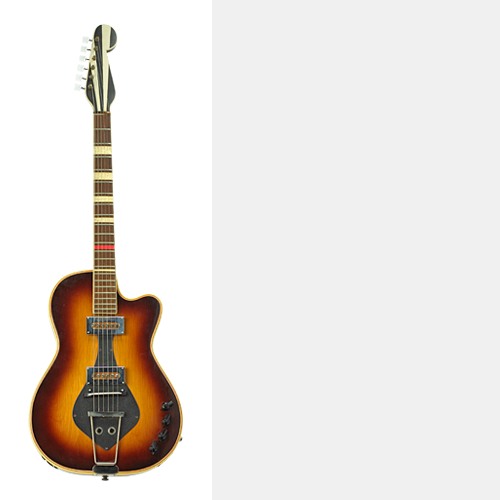 Semi Hollow Elect (1960s) (G-114)