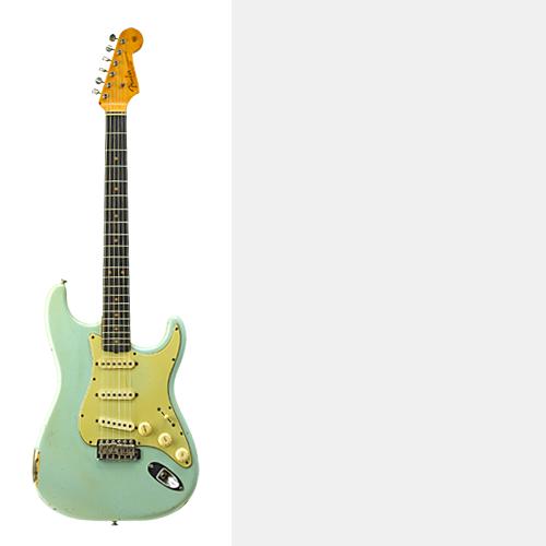Stratocaster Sonic Blue (1963) (G-117)
