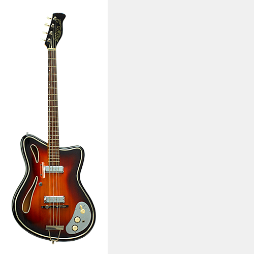Hofner Saturn Bass (1963) (G-123)