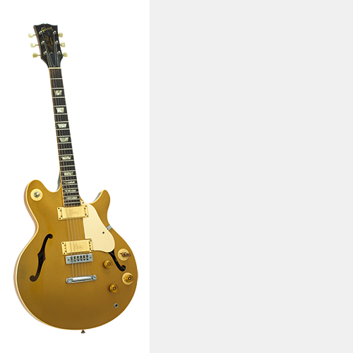 Gibson Les Paul Sig Gold (1973) (G-17)