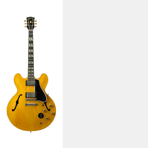 Gibson ES Natural 345 (G-31)