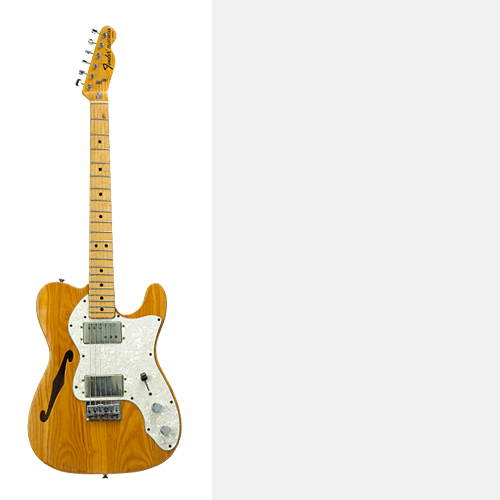 Fender Thinline Telecaster (1972) (G-42)