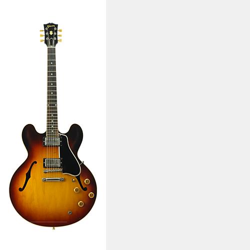Gibson E335 Sunburst (1959) (G-43)